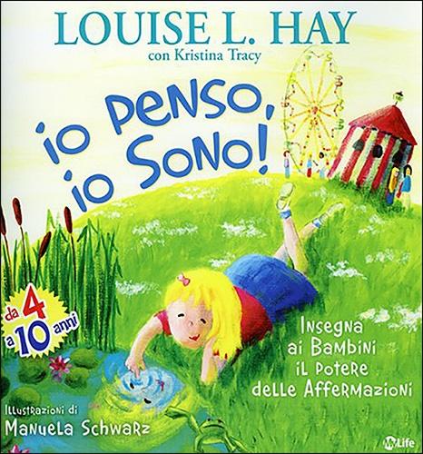libri per bambini - io penso, io sono