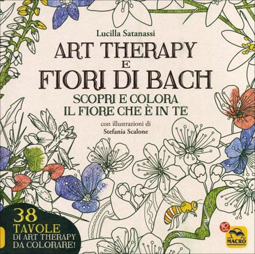 Libri da colorare per adulti: Art Therapy