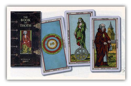Tarocchi il libro di thoth tarocchi - Le tavole di thoth ...