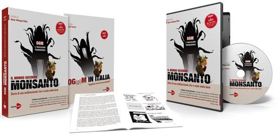 documentario in dvd Il mondo secondo monsanto