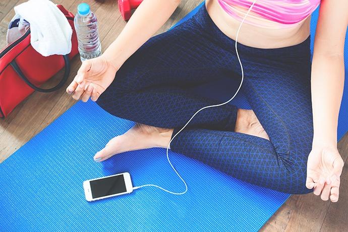 Musica per lo Yoga