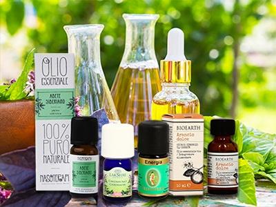 Articoli per l'Aromaterapia