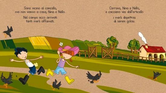 Nina Nello Orticello