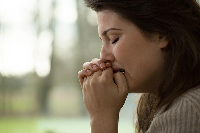 Perdere la calma significa lasciarsi travolgere dallo stress e dall'ansia