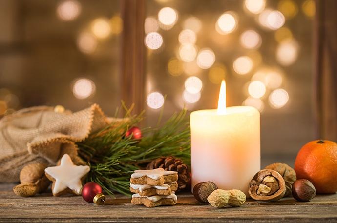 I profumi del Natale: cannella, arancia, spezie