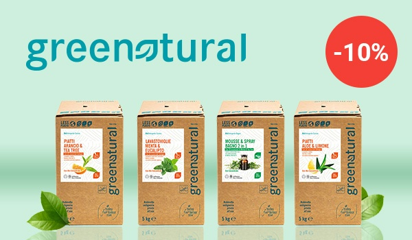 Sconto 10% - Greenatural
