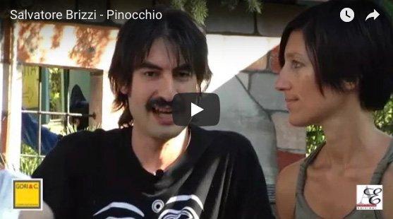 Salvatore Brizzi - Intervista esclusiva - Pinocchio