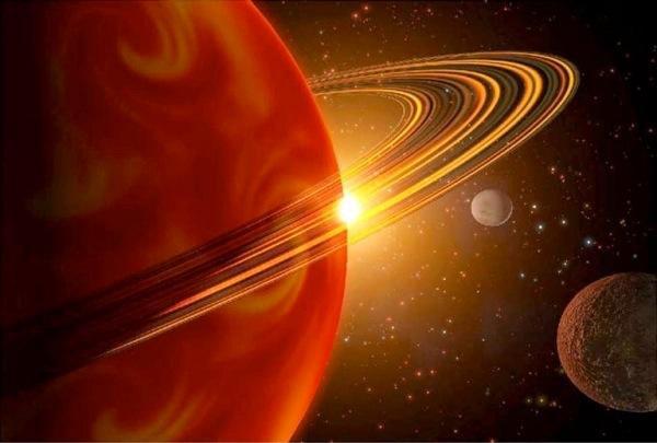 Saturno e Nibiru