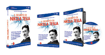 dvd il segreto di Nikola Tesla