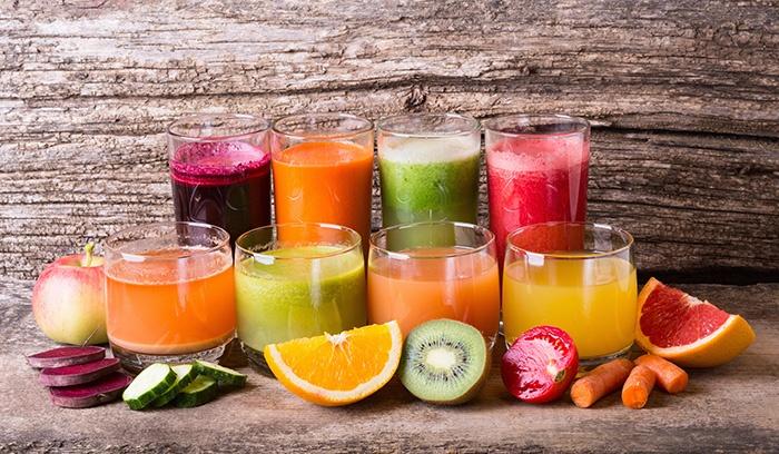 Succhi di Frutta e Verdura Bio
