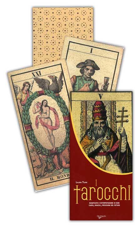 Interpretazione di ogni carta, oracoli, previsioni del futuro