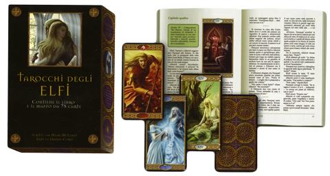 Tarocchi degli elfi con libro e carte mark mcelroy davide corsi - Libro la locanda degli amori diversi ...