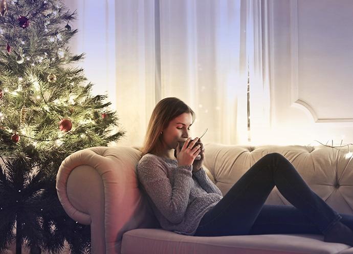 Tè, tisane e infusi natalizi