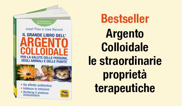 Bestseller - Il Grande Libro dell'Argento Colloidale