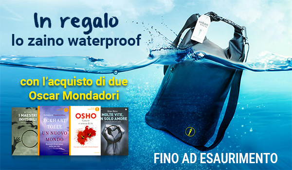 In regalo lo zaino Waterproof