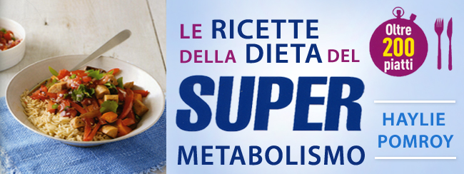 dieta del supermetabolismo vegetariana