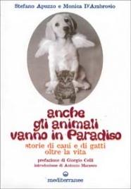 ANCHE GLI ANIMALI VANNO IN PARADISO Storie di cani e di gatti oltre la vita di Stefano Apuzzo