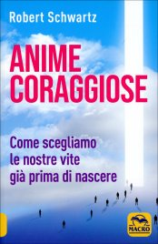 ANIME CORAGGIOSE Come scegliamo le nostre vite già prima di nascere di Robert Schwartz