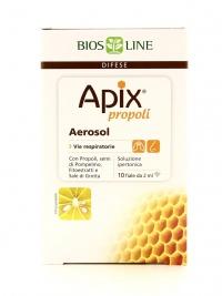 APIX PROPOLI - AEROSOL Per le vie respiratorie con propoli, semi di pompelmo, fotiestratti e sale di grotta
