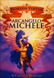 LE CARTE DELL'ARCANGELO MICHELE 44 carte con miniguida per la lettura e l'interpretazione dei simboli di Doreen Virtue