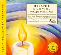 BREATHE & UNWIND Whit alpha brainwave pulses