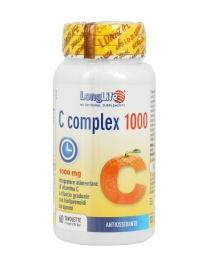 C COMPLEX 1000 Integratore alimentare di vitamina C. Utile per le difese immunitarie