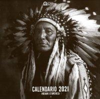 CALENDARIO DEGLI INDIANI D'AMERICA 2021