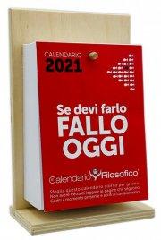 CALENDARIO FILOSOFICO 2021 Un calendario da sfogliare giorno per giorno, con 365 frasi!
