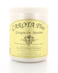 CAROTA PLUS Integratore alimentare a base di carota, sali minerali e vitamine