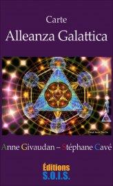 ALLEANZA GALATTICA (CARTE) di Anne Givaudan, Stéphane Cavé