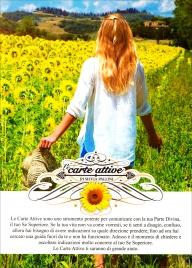 LE CARTE ATTIVE - COFANETTO LIBRO CON CARTE Uno strumento potente per comunicare con la tua parte divina di Silvia Pallini