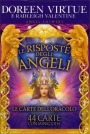 LE RISPOSTE DEGLI ANGELI - LE CARTE DELL'ORACOLO 44 carte con Miniguida di Doreen Virtue, Radleigh Valentine