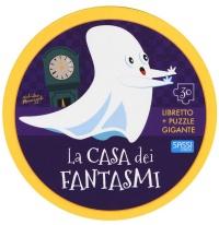 LA CASA DEI FANTASMI Libretto + puzzle gigante
