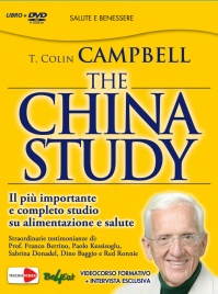 THE CHINA STUDY (VIDEO SEMINARIO IN DVD) Il più importante e completo studio su alimentazione e salute di T. Colin Campbell