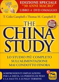 THE CHINA STUDY - EDIZIONE SPECIALE - LIBRO CON Lo studio più completo sull'alimentazione mai condotto finora. Sorprendenti implicazioni per la dieta, la perdita di peso e la salute a lungo termine di T. Colin Campbell, Thomas M. Campbell