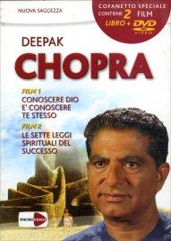 CONOSCERE DIO è CONOSCERE TE STESSO + LE SETTE LEGGI SPIRITUALI DEL SUCCESSO  (COFANETTO 2 FILM) di Deepak Chopra