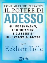 """COME METTERE IN PRATICA IL POTERE DI ADESSO (EBOOK) Gli insegnamenti, le meditazioni e gli esercizi di """"Il Potere di Adesso"""" di Eckhart Tolle"""