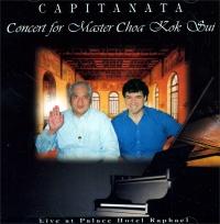 CONCERT FOR MASTER CHOA KOK SUI Live at Palace Hotel Raphael di Capitanata