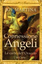 CONNESSIONE CON GLI ANGELI - LE CARTE Le carte dell'Oracolo di Joy Martina