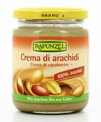 CREMA DI ARACHIDI BIOLOGICA Crema 100% Arachidi. Prodotto Vegan.