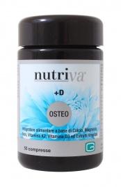 +D OSTEO - 50 COMPRESSE Per la salute delle ossa