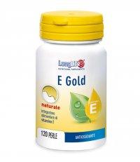 E GOLD - VITAMINA E Integratore alimentare di vitamina E: ad azione antiossidante per proteggere le cellule