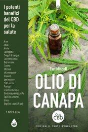 OLIO DI CANAPA (EBOOK) I potenti benefici del CDB per la salute di Earl Mindell