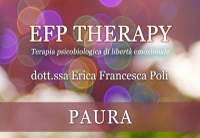 EFP THERAPY - PAURA (VIDEOCORSO DIGITALE) Terapia psicobiologica di libertà emozionale di Erica Francesca Poli