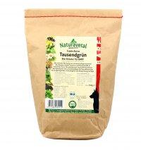 CANIS EXTRA MILLE ERBE BIOLOGICHE PER BARF Miscela di erbe bio da aggiungere agli alimenti del tuo amico a 4 zampe!