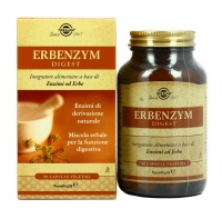 ERBENZYM DIGEST A base di enzimi ed erbe. Per le normali funzioni digestive