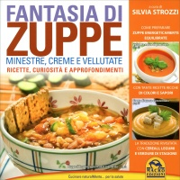 FANTASIA DI ZUPPE Minestre, creme e vellutate - Ricette, curiosità e approfondimenti di Silvia Strozzi