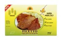 FILETTO VEGANO Piatto completo a base di frumeno e legumi fonte di fibre vegetali - zero colesterolo