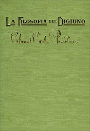LA FILOSOFIA DEL DIGIUNO di Edward Earle Purinton