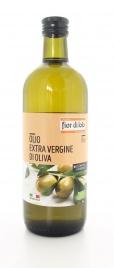 OLIO EXTRA VERGINE DI OLIVA BIOLOGICO -  ESTRATTO A FREDDO Olio Extra Vergine di categoria superiore